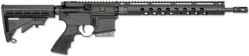 "Rock River LAR-15 Lightweight Mountain Rifle 5.56 16"" LW Barrel, 2 Stg Trigger 20 Rd Mag"