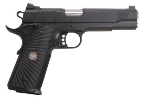 Wilson Combat Tactical Super Grade Full Size, Armor-Tuff, 45 ACP