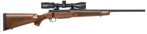 "Mossberg Patriot With Vortex 3-9x40mm Riflescope .30-06 Springfield 22"" Fluted Barrel Matte Blue Finish Walnut Stock 5rd"