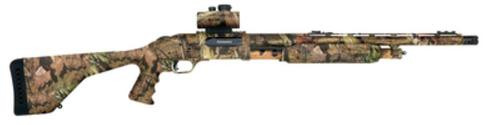 Mossberg 535 All Terrain Shotgun Turkey Thug 12 Ga 3.5 Inch Chamber 20 Inch Barrel Truglo Red Dot Sight Synthetic Stock Full Mossy Oak Break-Up Inifinity Camouflage Finish 5 Shot