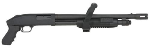 """Mossberg 'Chainsaw' 500 12g Shotgun, 18"""", Pistol Grip"""