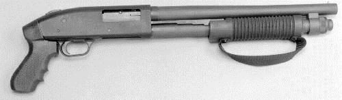"Mossberg AOW 590 'Cruiser' 12g 14"" Shotgun"