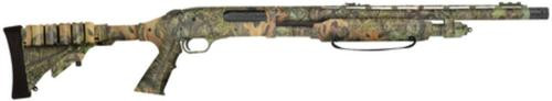 "Mossberg 835 Ulti-Mag Tactical Turkey 12 Ga 3.5"" Chamber 20"" Vent Rib Barrel Adjustable Pistol Grip Stock Full Coverage Mossy Oak Obsession Camo, Sling 5rd"