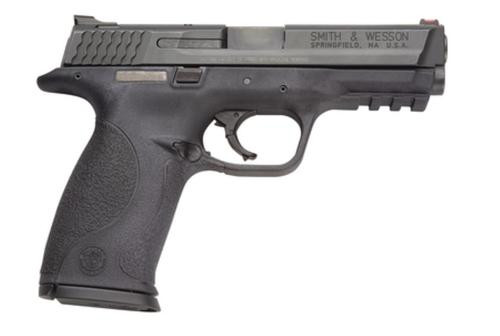"Smith & Wesson M&P 9MM 4.25"" Barrel Black 10 Pound Trigger, 10 Round - Ma Compliant"