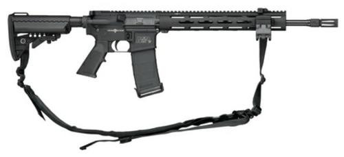 "Smith & Wesson M&P15 VTAC-II Viking Tactics 5.56, 16"" Barrel, VLTOR Stock, TRX Handguard"