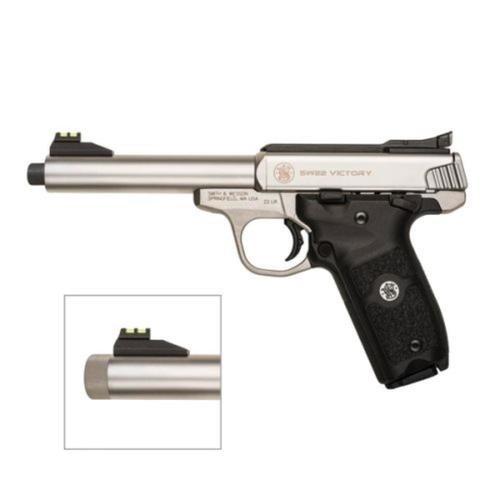 "Smith & Wesson SW22 Victory 22LR, 5.5"" Threaded Barrel, 10rd"