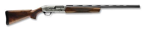 """Browning Maxus 12ga 26"""" 3"""" Walnut Stock Nickel/Blued"""