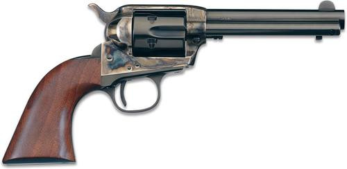 "Uberti 1873 Cattleman NM Stallion Target Conversion, 22LR/.22 Mag, 6.5"", Brass"