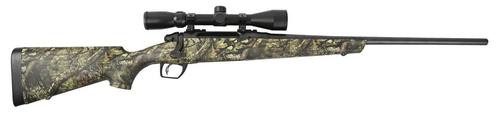"""Remington Model 783, Bolt Action Rifle, 223 Remington, 22"""" Barrel, 1:9 Twist, Mossy Oak Breakup Camo Finish, Synthetic Stock with SuperCell Recoil Pad, Right Hand, 3-9x40MM Scope Included, 4Rd, Detachable Magazine, CrossFire Adjustable Trigger"""
