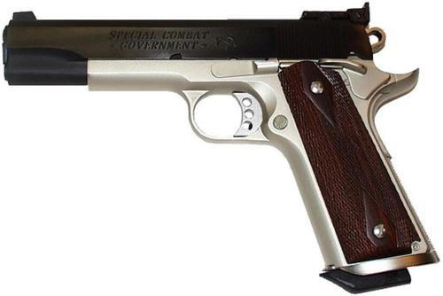 Colt Special Combat Government 45 ACP, Two Tone