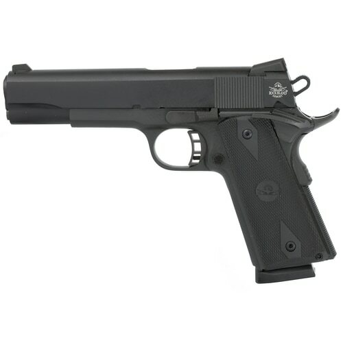 "Rock Island Armory 1911 Tactical Govt 9MM 5"" Barrel, Parkerized, AMBI SAFETY"