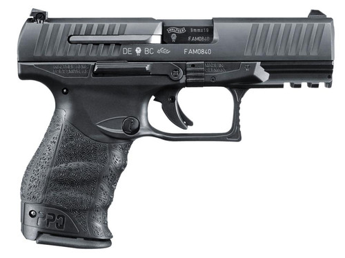 """Walther PPQ M2 .45 Auto Black 4"""" 10 Round, 2 Mags"""