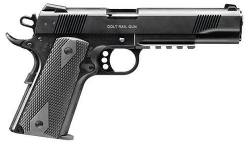 Walther Colt 1911 .22 L.R. Rail Gun Black 12 Round, 1 Mag