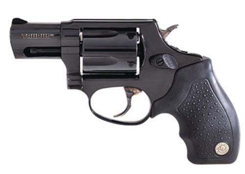 """Taurus, Model 905, Small Frame, 9mm, 2"""" Barrel, Steel Frame, Blue Finish, Rubber Grips, Fixed Sights, 5Rd"""