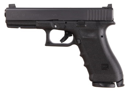 "Glock G17 9mm, RTF2, Vickers Tactical Custom, 17+1, 4.49"""