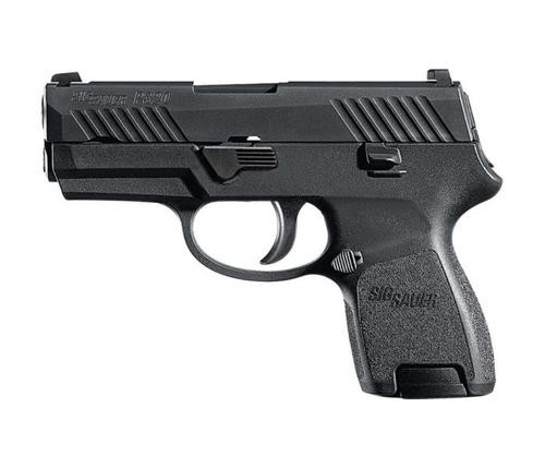 "Sig P320 Sub Compact Striker 9mm 3.6"" Barrel Contrast Sights 12rd Mag"