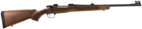 CZ 557 Carbine .30-06, Walnut Stock, Fixed Magazine, Iron Sights
