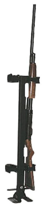 Rugged Gear Floor Mount Gun Rack Removable