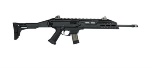 "CZ Scorpion EVO 3 S1 Carbine, 9mm, Black, 16.2"", 10rd Mags"