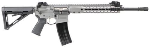 """Barrett REC 7 - Gen II 6.8 SPC 16"""" Barrel A2 Flash Hider Six Position MOE Stock Gray Receiver 30rd"""