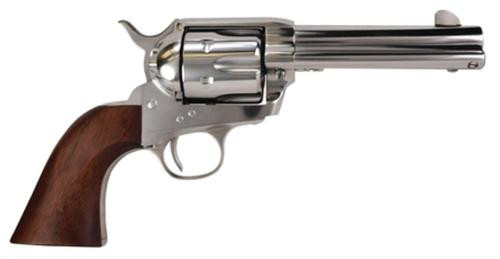Cimarron S.A. Frontier .357 Magnum/.38 Special 4.75 Inch Barrel Stainless Steel