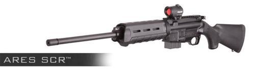 """FightLite SCR Sport Rifle 5.56 16"""" Barrel, 5 Rnd Mag"""