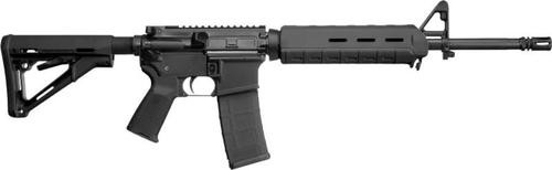 "Del-Ton SIERRA 316 AR-15 M-LOK A3 5.56/223 16"" Barrel Optic Ready, A2 Front Sight 30rd Mag"