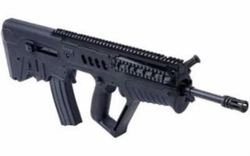 IWI TAVOR SAR Bullpup Rifle - Flattop 5.56 NATO, Black Stock, 18 1:7 Barrel, 30rd Mag