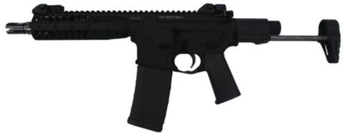 "LWRC IC-PDW 5.56mm NATO 8.5"" Barrel Skirmish Sights 2-Position Stock Black 30rd - All NFA Rules Apply"
