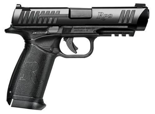 "Remington RP9 9mm Pistol, Full Size, 4.5"" Barrel, Black PVD Finish 18rd Mag"