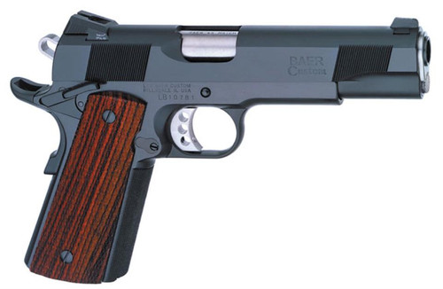 "Les Baer 1911 CUSTOM CARRY 45 ACP 5"" Barrel Night Sights 8rd Mag"