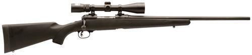 "Savage Youth Trophy Hunter XP Bolt 223 Rem 20"" Nikon Scope Synthetic Stock Black"