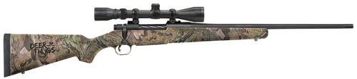 "Mossberg Patriot Deer Thug, .270 Win, 22"", 5rd, Mossy Oak Break-Up Camo"