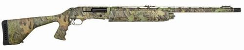 "Mossberg 930 Turkey 12 Ga, 24"", 3"", Pistol Grip, Mossy Oak Obsession Camo"