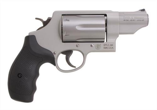 "Smith & Wesson Governor Silver .45/410 Ga 2.8"" Barrel 6rd"