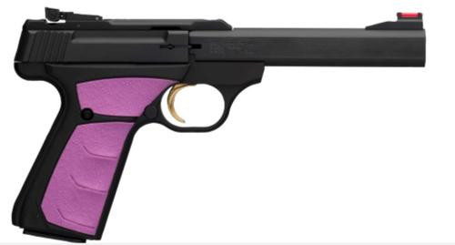 "Browning Buck Mark Plus, 22LR, 5.5"" Barrel, Slab Side Barrel"