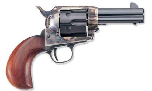 "Uberti 1873 Cattleman Old Model Bird''s Head, .45 Colt, 3.5"", Steel"