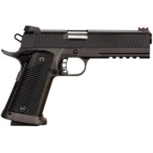 "Armscor Precision 1911-A2 FS Tactical .40 S&W 5"" Series 70 Type Firing System Combat Hammer Parkerized 16 Round"
