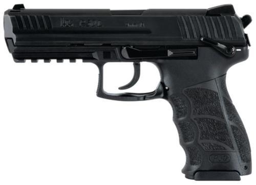 "HK P30LS V3 Long Slide Ambi Safety DA/SA 9mm,  4.45"" Black Poly Gri,  10 rd"