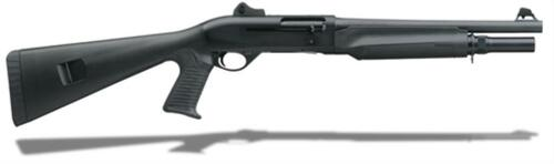 "Benelli M2 Entry 12 Ga, 14"", Pistol Grip, Rifle Sights, Black Synthetic"