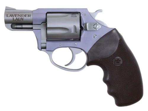 """Charter Arms Undercover Lite Lavender Lady, .32 H&R Mag, 2"""" Barrel, 5rd, Aluminum"""