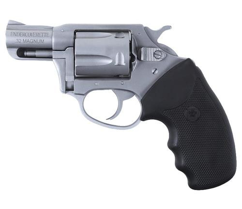 """Charter Arms Undercoverette, .32 H&R Mag, 2"""" Barrel, 5rd, Stainless"""