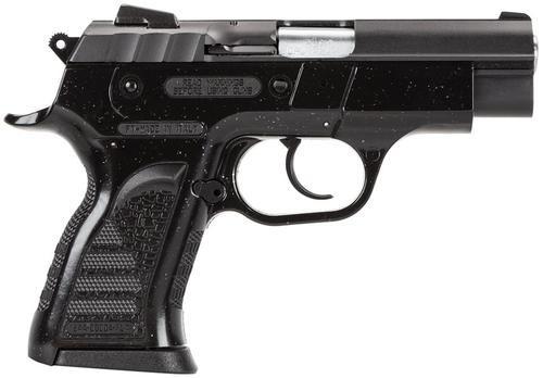 "EAA Witness Pavona Polymer Compact DA/SA 9mm 3.6"" Barrel, Ergo Grip Black, 13rd"