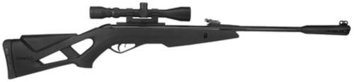 Gamo Silent Stalker Whisper Air Rifle .22 Caliber Blued Barrel Black Tactical Thumbhole Stock With 3-9x40WR Scope