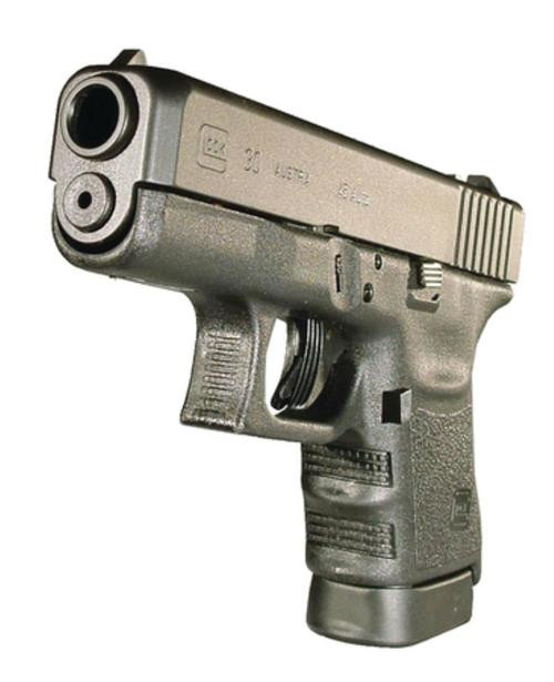 Glock G30SF 45 ACP 10 +1 Round, Fixed Sights