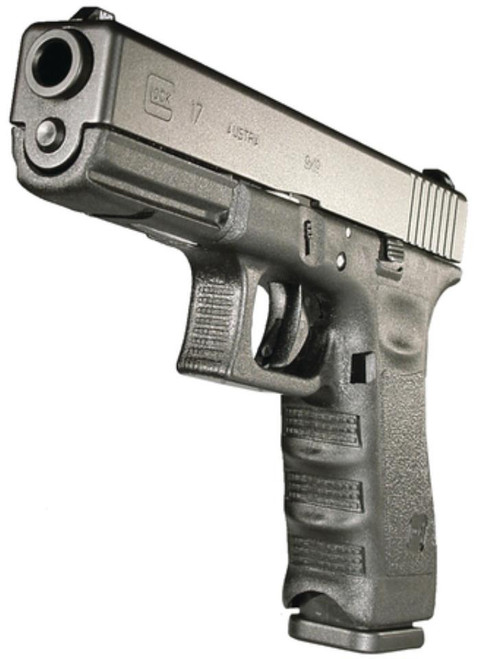 Glock 17C 9mm, Fixed Sights, Compensated, 17rd Mags