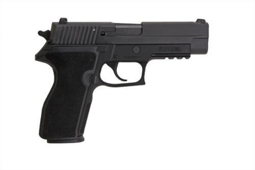 Sig P227 45 ACP 4.4In Nitron Black Da/Sa Siglite E2 Grip (2) 10Rd Steel MAG