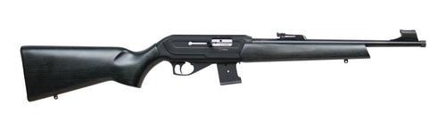 CZ 512 Carbine 22LR 16.5 Black Beechwood Stock 5rd Adjustable Sights