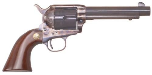 "Cimarron Firearms Model P .45 Long Colt Old Model 5.5"" Barrel Standard Blue Finish Walnut Grip"