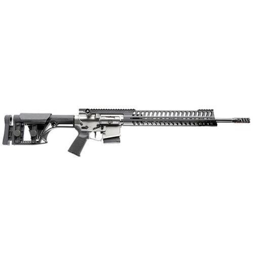 """POF Rifles G4 ReVolt .308, 18"""" Barrel, NP3 Coating, Luth AR Stock, 10rd CA Legal"""